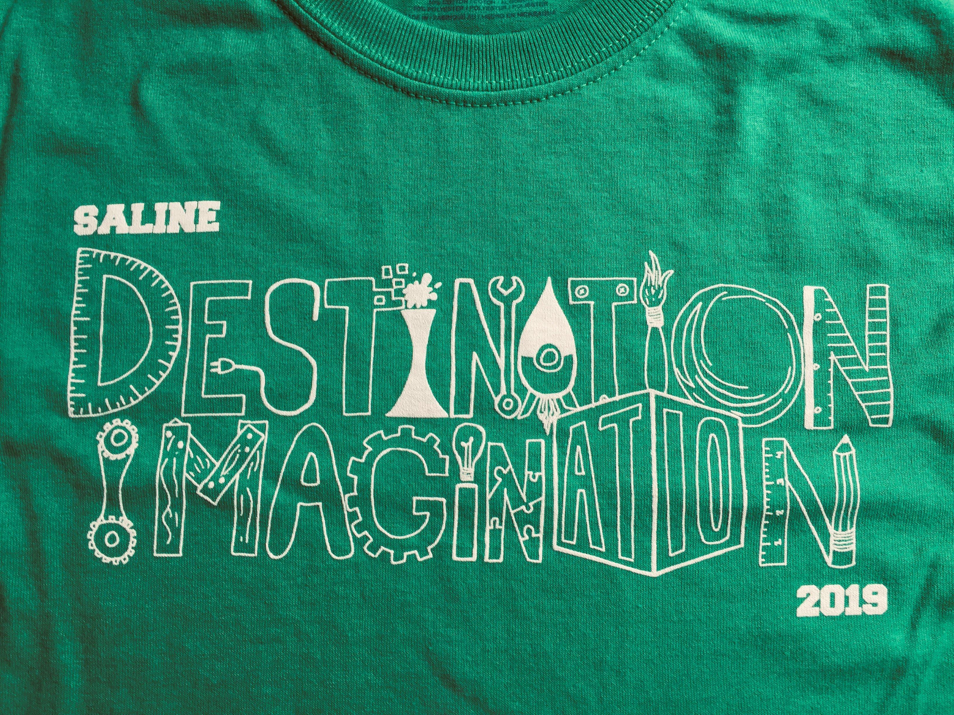 2018-19 Saline DI Shirt design